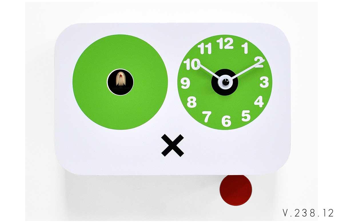 orologio cucu cucchino progetti Adv arredamenti ufficio Torino