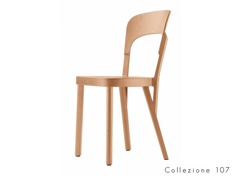 collezione_107 thonet seduta legno curvato design