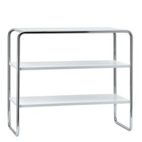 collezione_b_22 Thonet tavolo tubolare curvato design