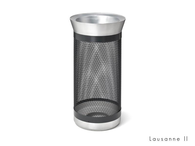 Made Design Lausanne II raccolta differenziata cestini getta carta Adv arredamenti ufficio Torino