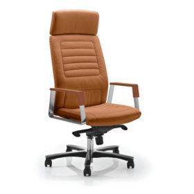 seduta direzionale Las Neo Chair adv arredamento ufficio Torino