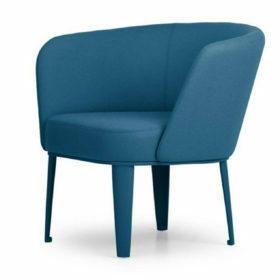 seduta attesa True Design Clara Adv arredamenti ufficio Torino