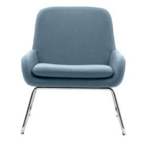 seduta attesa Softline Coco Chair Adv arredamenti ufficio Torino