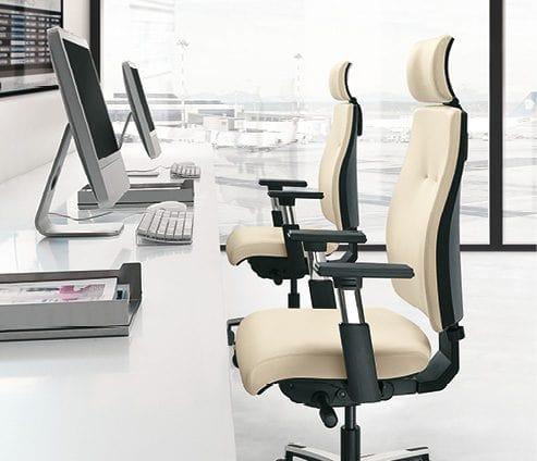 riparazione sedie da ufficio