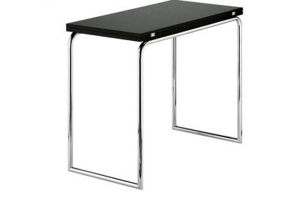 collezione_b_109 Thonet tavolo tubolare curvato design
